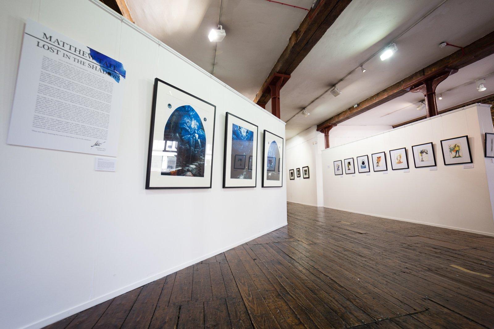 Chasing Shadows at the Menier Gallery