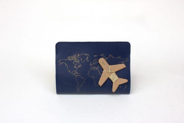 Passport Cover Navy3